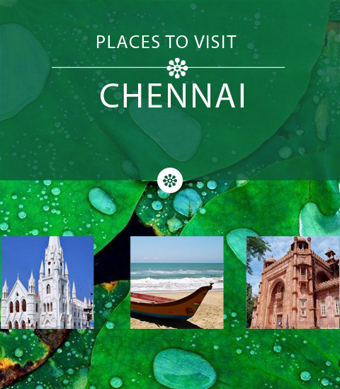 Attraction of Chennai