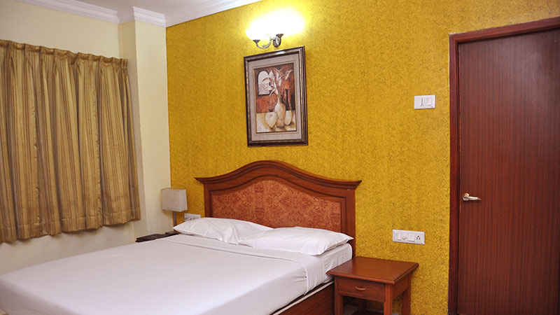 Single AC Room at Kings Hotel
