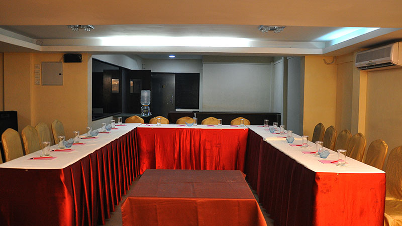 Business Conference Hall in Chennai