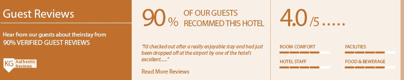 Guest Reviews of The King's Hotel